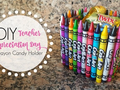 DIY Teacher Appreciation Day Gift | YTMM Collab