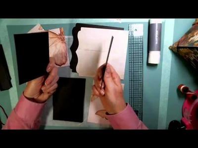 Eileen Hull's Passport Book Die, IndigoBlu ScrappyCamperSist