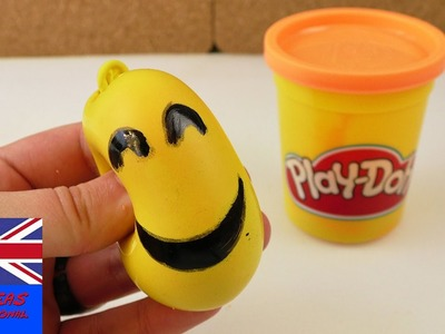 PLAY DOH STRESSBALL. Tutorial - How to make a Play Doh anti stress ball?