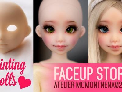Repainting Atelier Momoni Reira - Faceup Stories 32