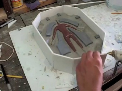 S1 Silicone Puppet - Body Mold Tutorial