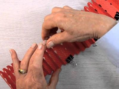 Sizzix 3-D Snowflake Medallion Tips with Brenda Walton