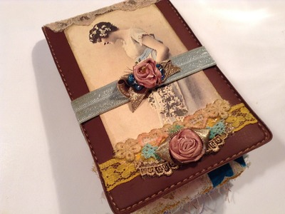 The Notebook - A Vintage Altered Journal