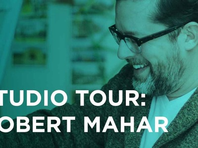 Craft Studio Tour: Robert Mahar