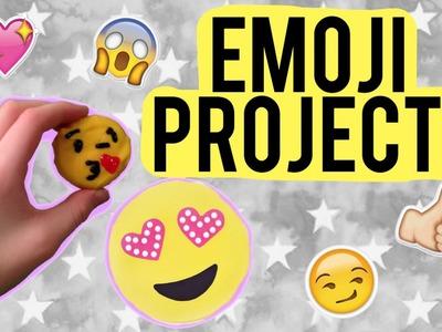 DIY Emoji Projects! Fun Emoji Crafts!