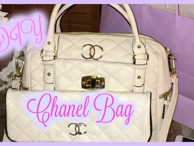 DIY Chanel Bag FT. Gabi Demartino