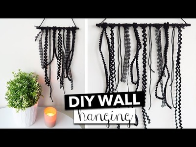 DIY Room Decor! DIY Wall Hanging Decor | DIY Wall Art - Rachelleea