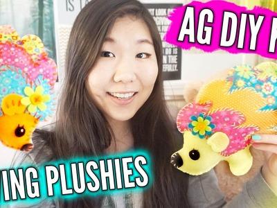 AG PET PLUSHY DIY KIT ║ Colorful Hedgehogs