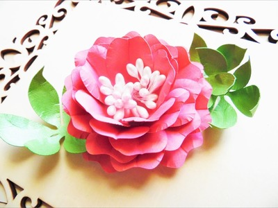 Diana Rose Style- DIY Paper flowers