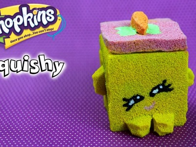 DIY Shopkins Squishy Stress