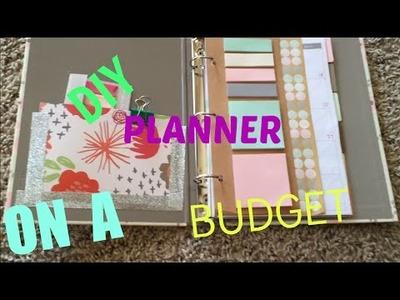 DIY Planner On A Budget | Target Dollar Spot