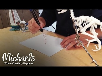 How to 3Doodle a Spring | DIY Tech | Michaels