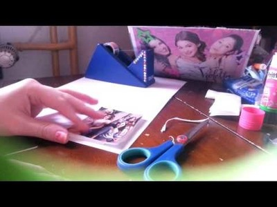 Violetta DIY: Violetta Puffy-Sticker