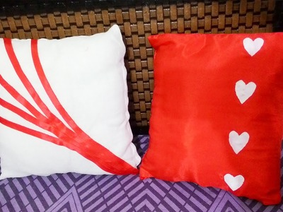 DIY cushion covers in 5 minute