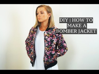 DIY | How To Make A Bomber Jacket | Josh Barnett