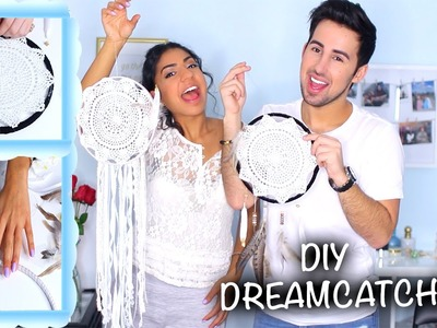 HOW TO MAKE A DREAMCATCHER DIY: GUY AND GIRL!