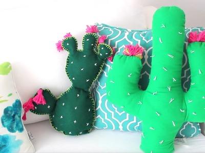 DIY Cojín de Cactus! Ilse Time