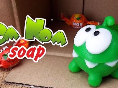 DIY: Om Nom soap story :) Soap making for kids