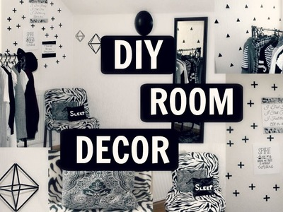 DIY Room Decor! Room Makeover |Cheap & Easy