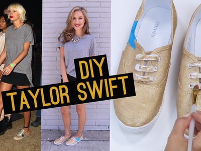 DIY Taylor Swift Coachella Get the Look! (STYLEWIRE)