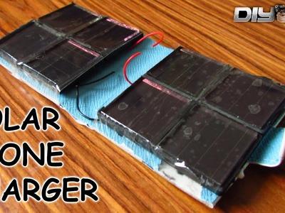 SOLAR PHONE CHARGER WALLET DIY