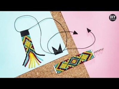 DIY by Panduro: Beaded embroidery