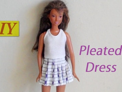 DIY: Pleated Dress – (EASY)