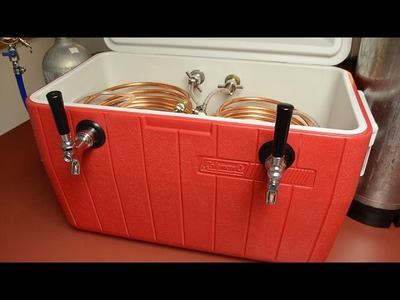 Double Tap Jockey Box: A DIY Project