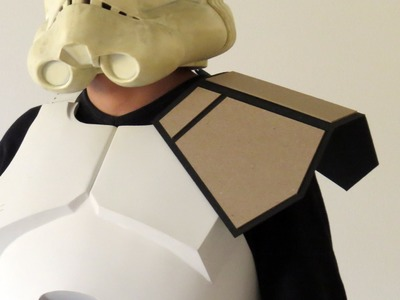 Part 36 - DIY Clone Trooper Armor - Tutorial - Pauldron [Part 1]