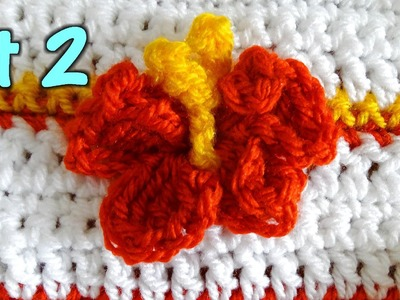 Butterfly Stitch Tutorial PT 2 - Crochet Tutorial