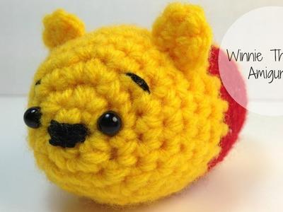 Crochet Winnie The Pooh Tsum Tsum Amigurumi Tutorial