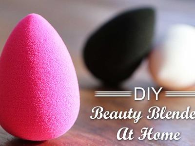 DIY: Beauty Blender at home