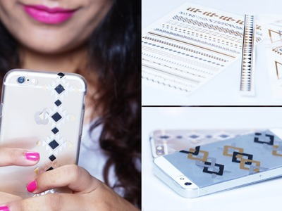 DIY Flash Tattoo Phone Case | Glamrs.com