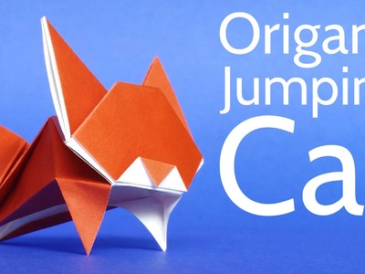 How to Make a Cute Origami Cat