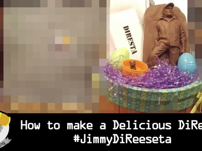 LET'S MAKE: a Chocolate Action Figure (Delicious DiResta)