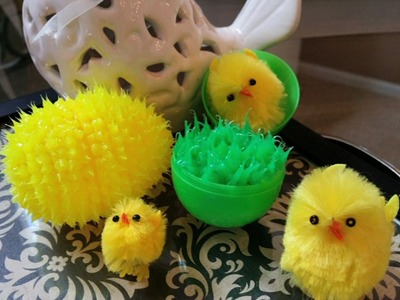 Surprise Easter Eggs - How To Make Spikeez