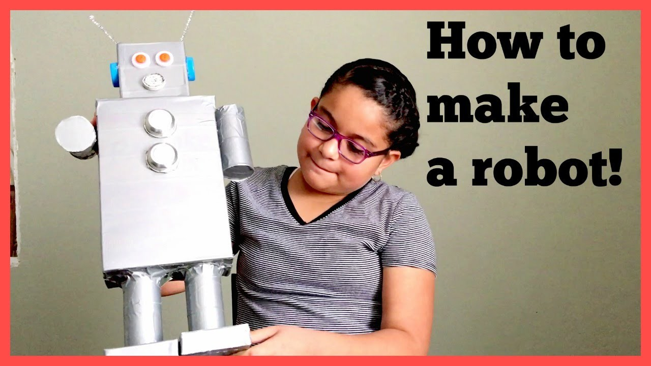 How to make a sex robot costume