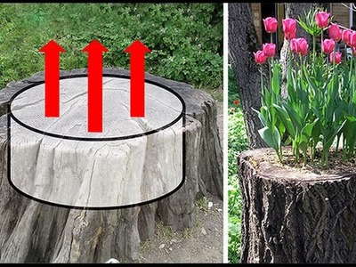 How to make a super flower pot ?