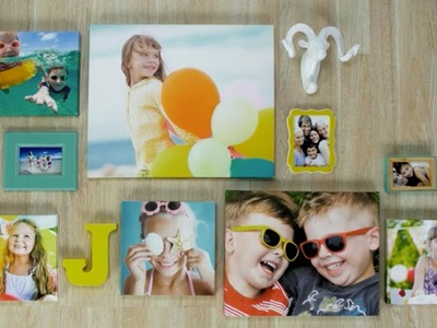 How-To Photo Fun: Gallery Wall | Walgreens