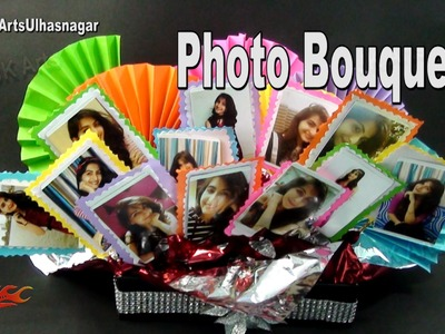 Gift Idea |  Photo Bouquet | How to make | JK Arts 959