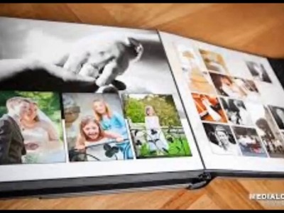 How to make photo album easily at home