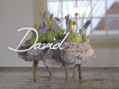 David Ragg | Top Design | How to make | Flower Arrangements