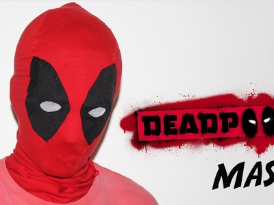 How to Make a Deadpool Mask