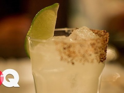 How to Make a Roasted Margarita - Cocktails   Food & Drink   GQ