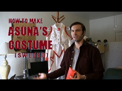 How to Make Asuna's Costume (sweded)