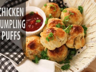 How To Make Chicken Dumpling Puffs - Chicken and Dumplings Recipe