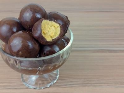 How to Make Giant Malteser Cake Pop Ball Bites | CarlyToffle