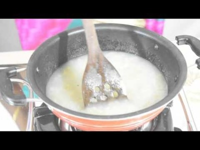 How to make valaithandu soup recipe in tamil | Plantain Pith soup recipe in tamil | Amma samayal