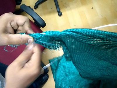How to stitch Shade Net or Green Net