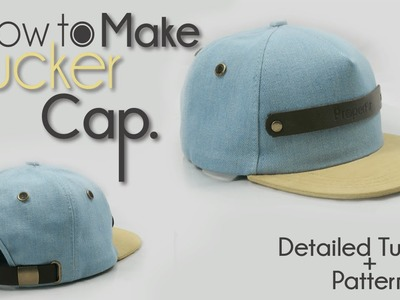OFFICIAL | How To Make Trucker Hat NEW!